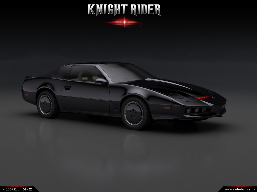 Knight Rider 3d Theme