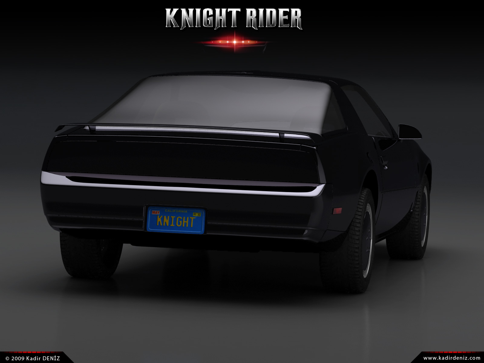 Knight rider 3d art erotic movies