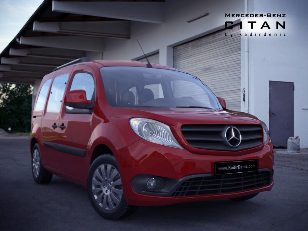 Mercedes Citan 2013