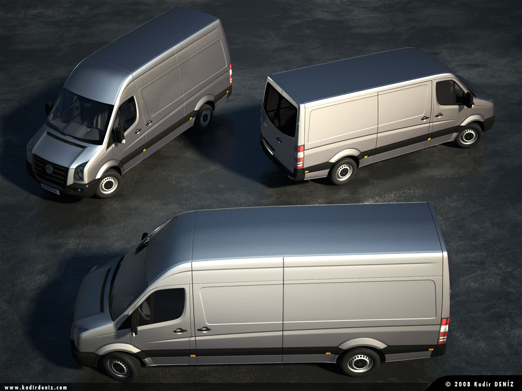 vw crafter van 3d animasyon modelleme simulasyon. Black Bedroom Furniture Sets. Home Design Ideas