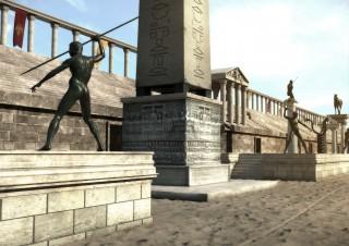 Sultanahmet Meydanı 3d Animasyon