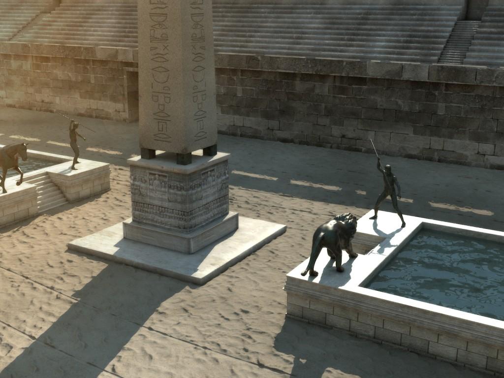 At Meydanı / Colıseum